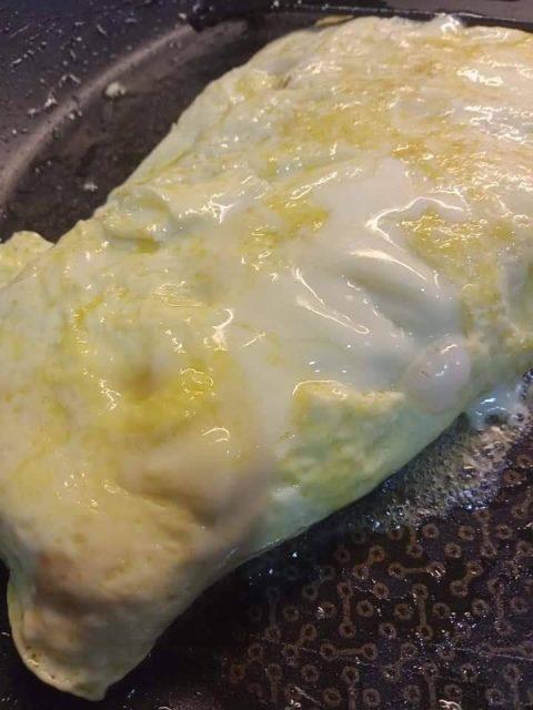 resipi mudah dan sedap roti telur cheesy