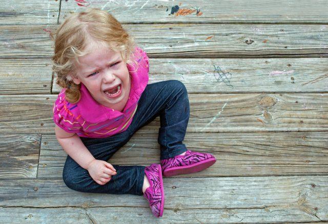 jangan kongsi gambar anak tantrum