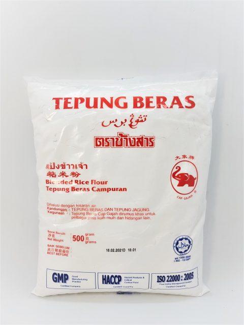 perbezaan tepung beras